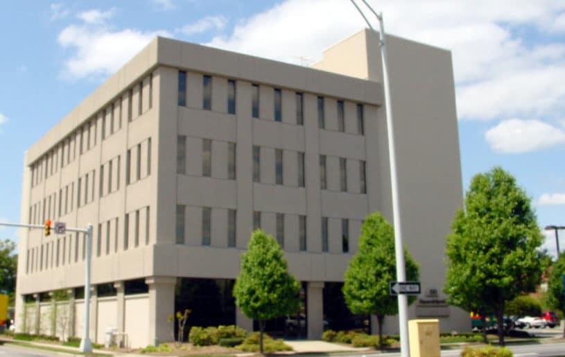 Poyner Spruill Office in Rocky Mount, NC