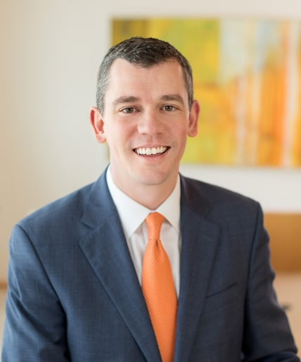 Headshot of Chad Essick, partner with Poyner Spruill in Raleigh